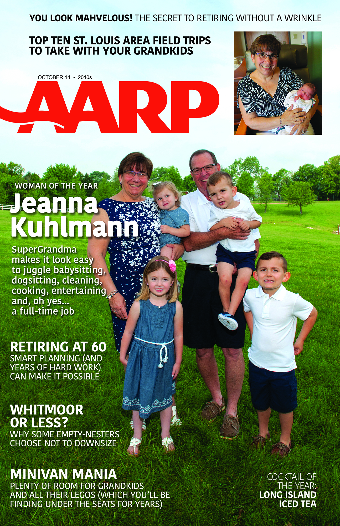 Jeanna 60th Birthday Cover – Decade 7